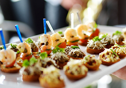 culinary creations and catering